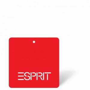 Copy of Etiket Intex ESPRIT red A